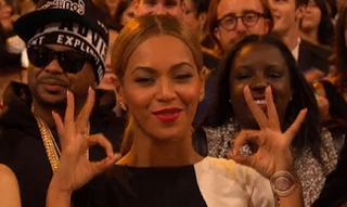 Beyonce Warriors Game