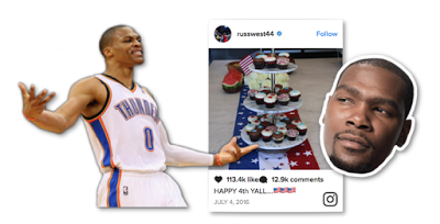 Why Are They Calling Kevin Durant Cup Cake