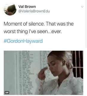 Gordon Hayward Memes