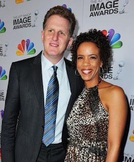 Michael Rapaport Wife Kebe Dunn