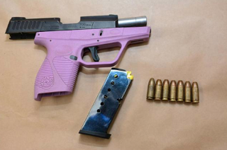 Mirella Ponce Gun