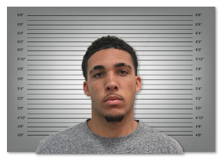 LiAngelo Ball - Louis Vuitton, Arrested In China, Mugshot ...