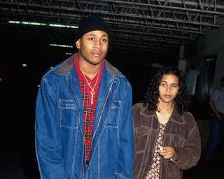 LL Cool J Kidada Jones Quincy Jones Daughter