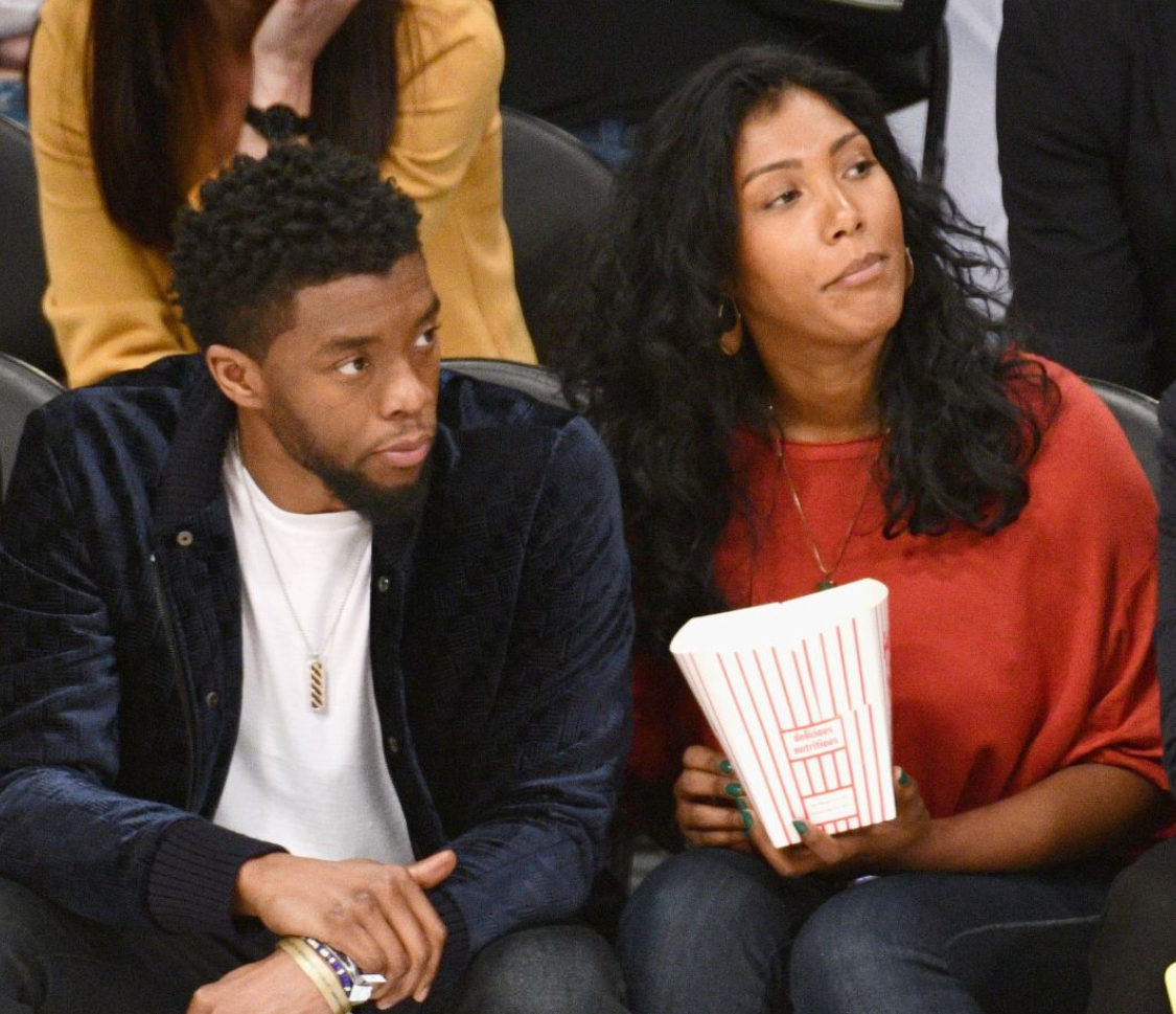 chadwick dating A new tabloid report claiming that halle berry wants to date chadwick boseman is completely untrue gossip cop can exclusively debunk this story.