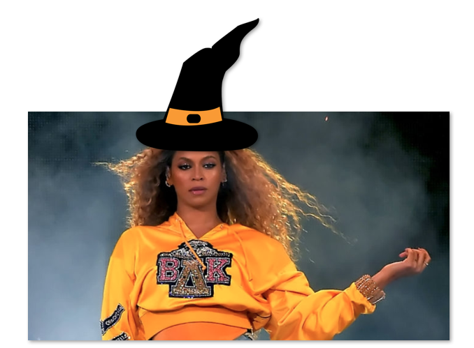 Is Beyonce A Witch?